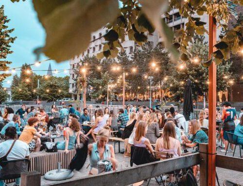 BREAKING NEWS: Op Zaterdag 25 september meer bezoekers toegestaan op het feestterrein